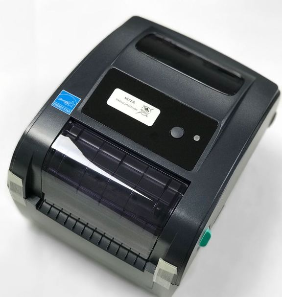 hospital label printers from About Face Solutions