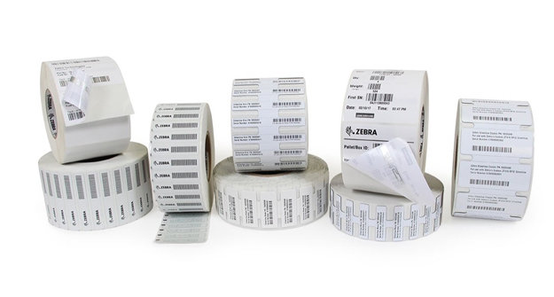 direct thermal labels and thermal transfer labels from About Face Solutions Ltd
