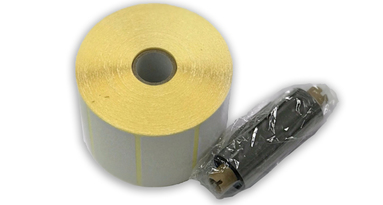 label and ribbon packages for Lable Printers from About Face Solutions Ltd