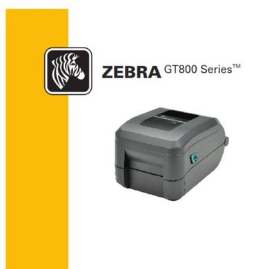 Zebra GT800 Label Printer User Guide