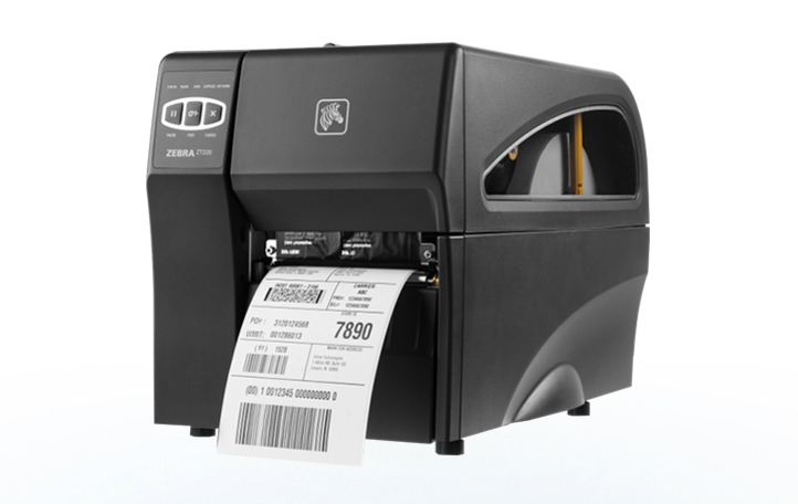 Zebra ZT220 Label Printer from About Face Solutions