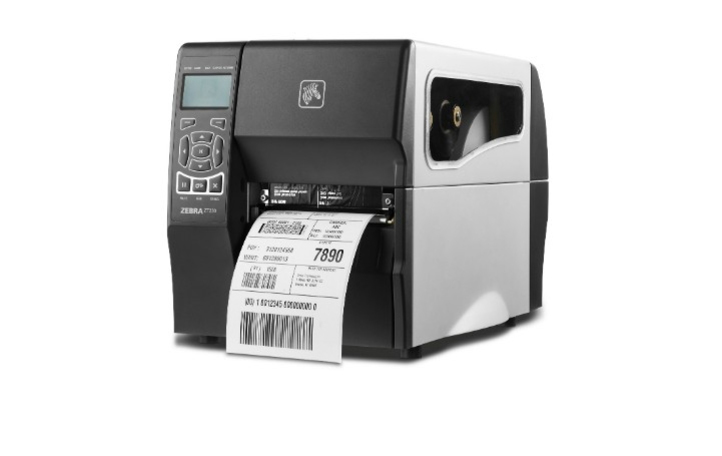 Zebra ZT230 Label Printer from About Face Solutions