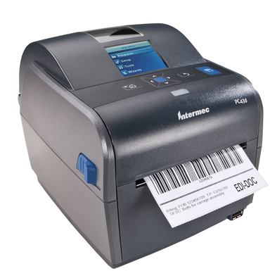 Intermec PC43D label printer