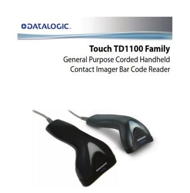 Datalogic Heron HD3430 Hand Held Scanner User Guide