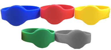 RFID Silicone Smart Bands